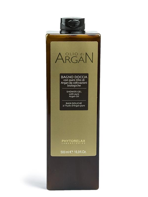 bagno doccia olio di argan