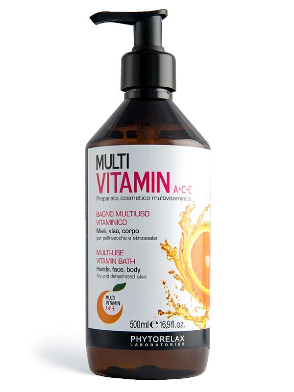 bagno multiuso vitaminico