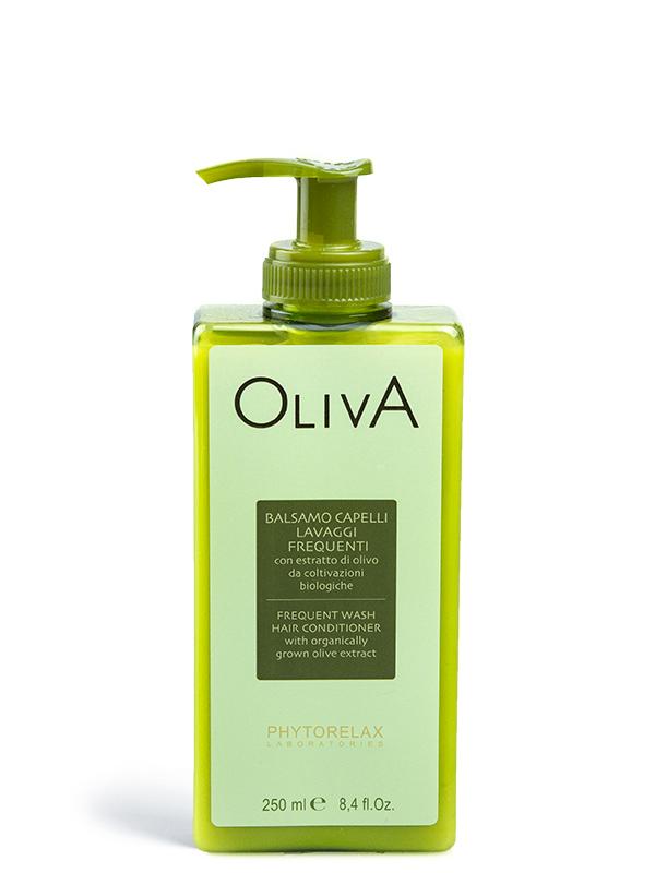balsamo capelli lavaggi frequenti oliva