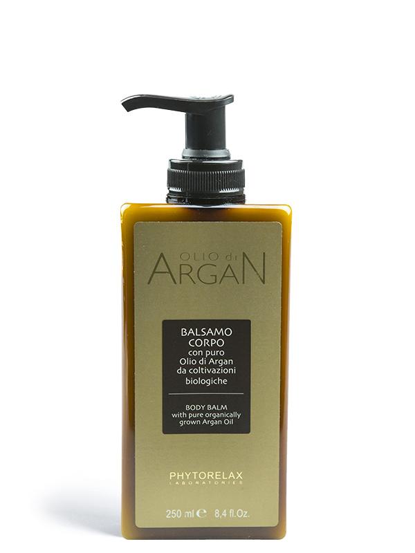 balsamo corpo olio di argan