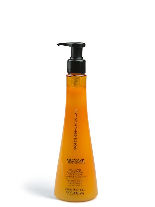 balsamo lucentezza istantanea macadamia professional hair care