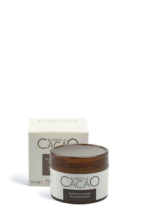 burro di cacao labbra e viso