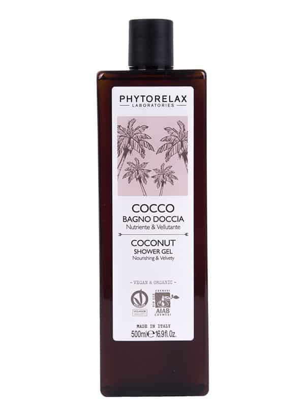 cocco bagno doccia nutriente vellutante