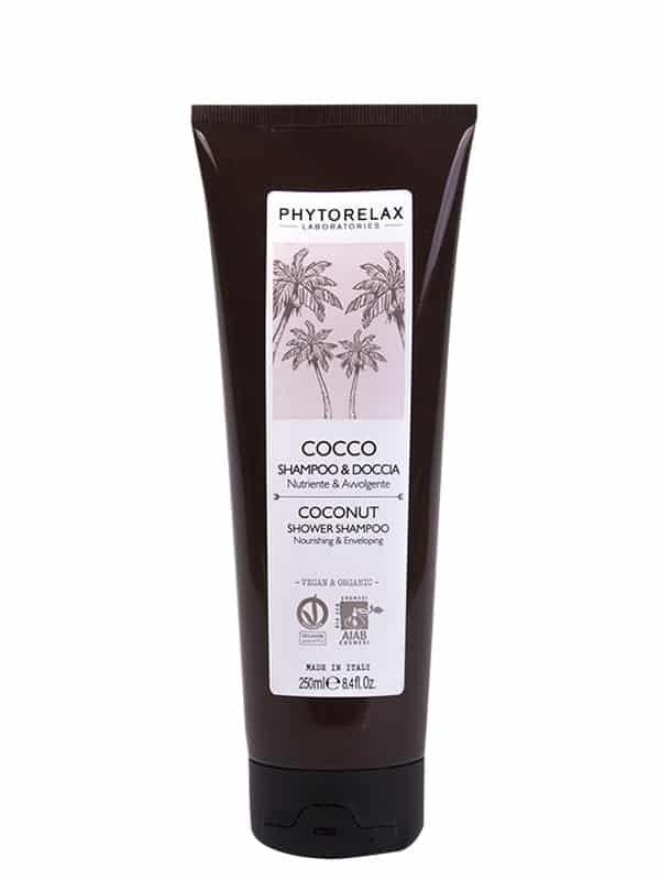 cocco shampoo doccia nutriente avvolgente