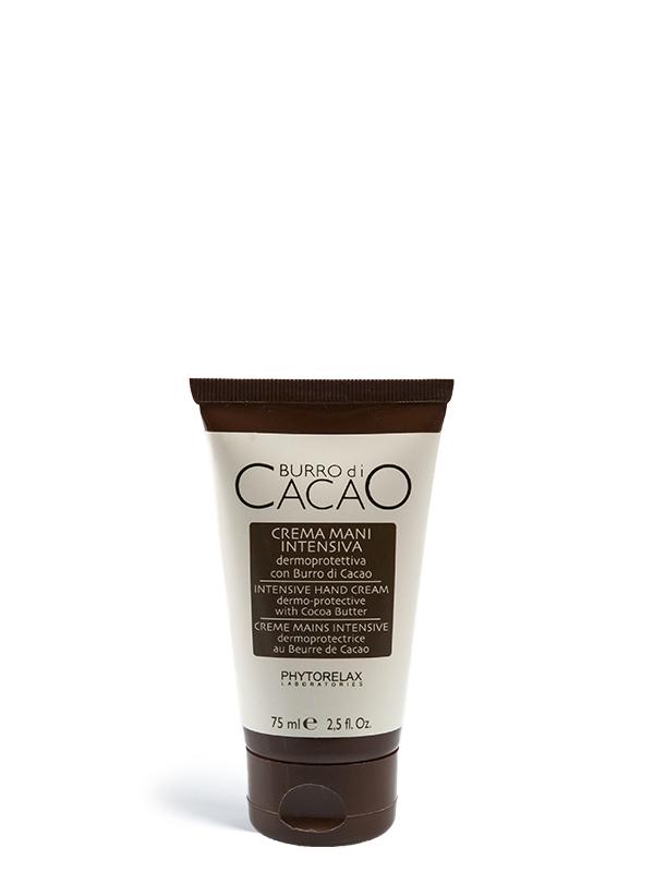 crema mani intensiva burro di cacao