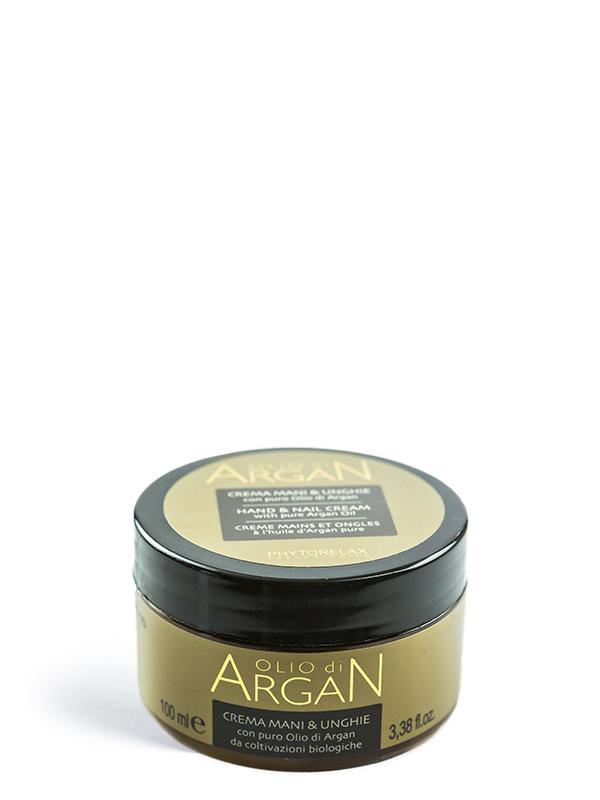 crema mani unghie olio di argan