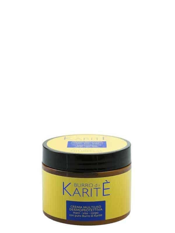 crema multiuso dermoprotettiva burro di karite