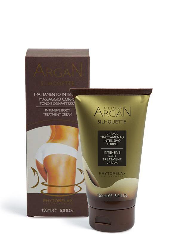 crema trattamento intensivo corpo olio di argan