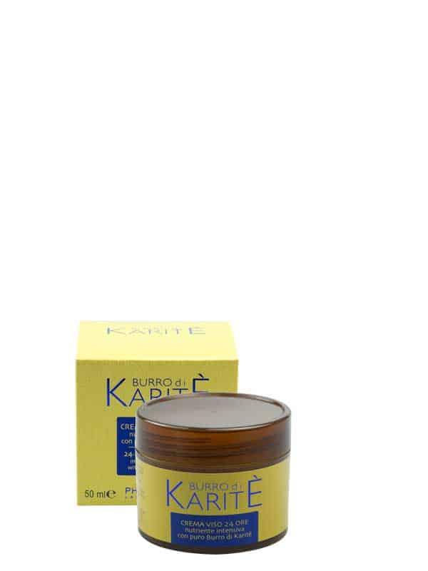 crema viso 24 burro di karite