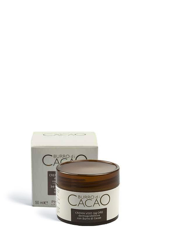 crema viso 24h burro di cacao