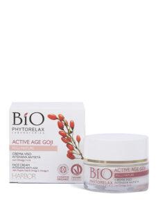 crema viso intensiva antieta bio phytorelax active age goji