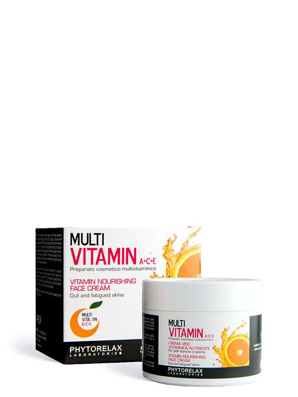 crema viso vitaminica nutriente