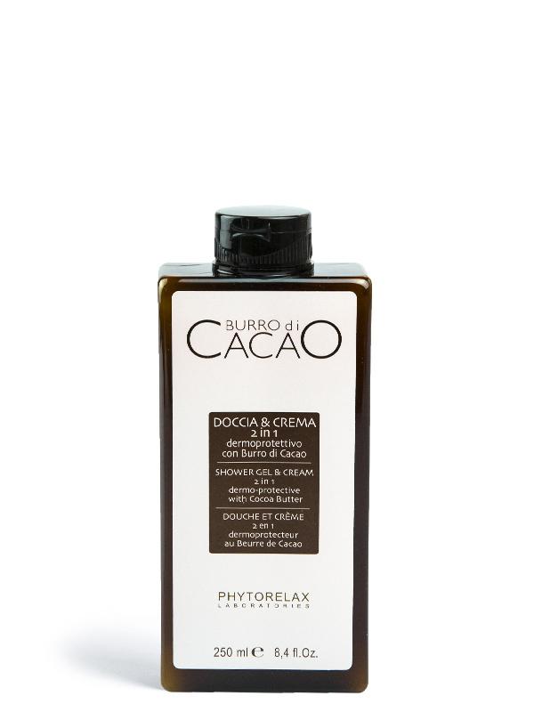 doccia crema 2 in 1 burro di cacao