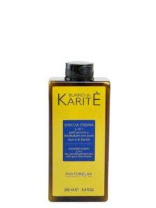 doccia crema 2 in 1 burro di karite