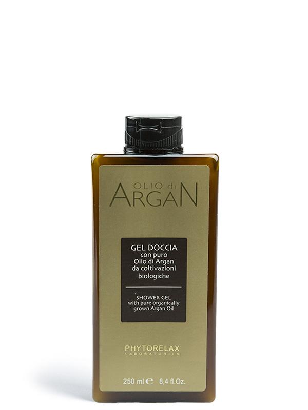 gel doccia olio di argan