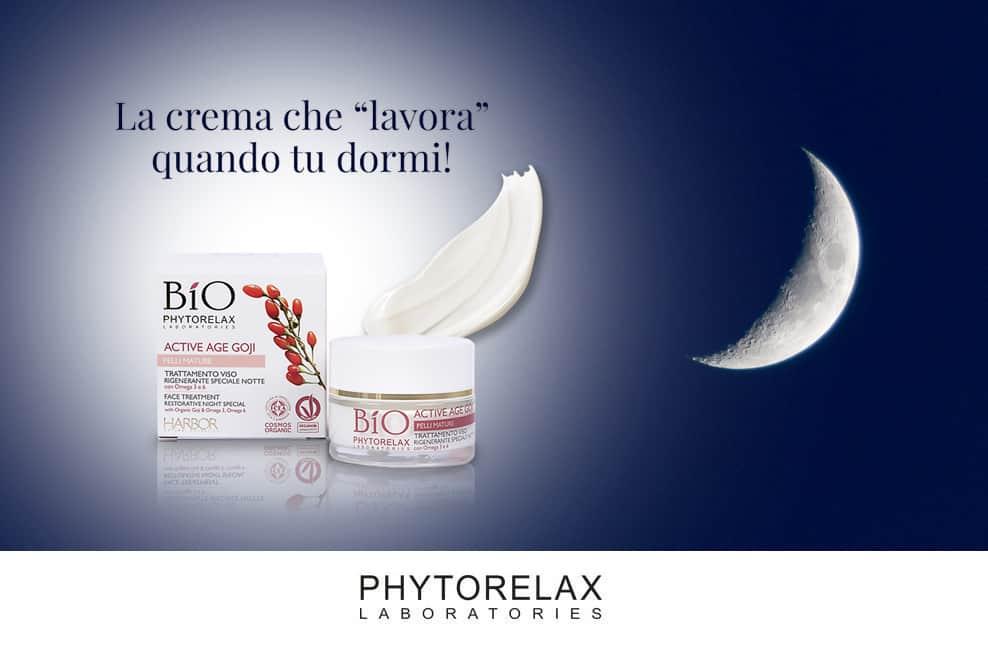 Crema Notte Phytorelax