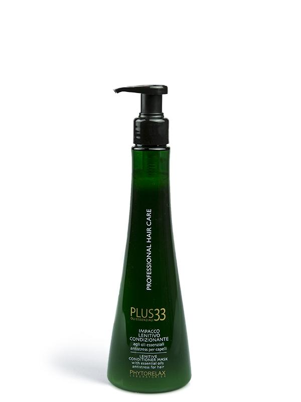 impacco lenitivo condizionante plus 33 professional hair care 250ml