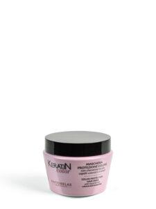 maschera protezione colore con cheratina liquida keratin color 250ml