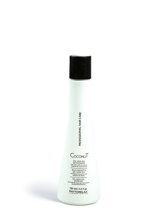 oil non oil setificante coconut professional hair care 150ml