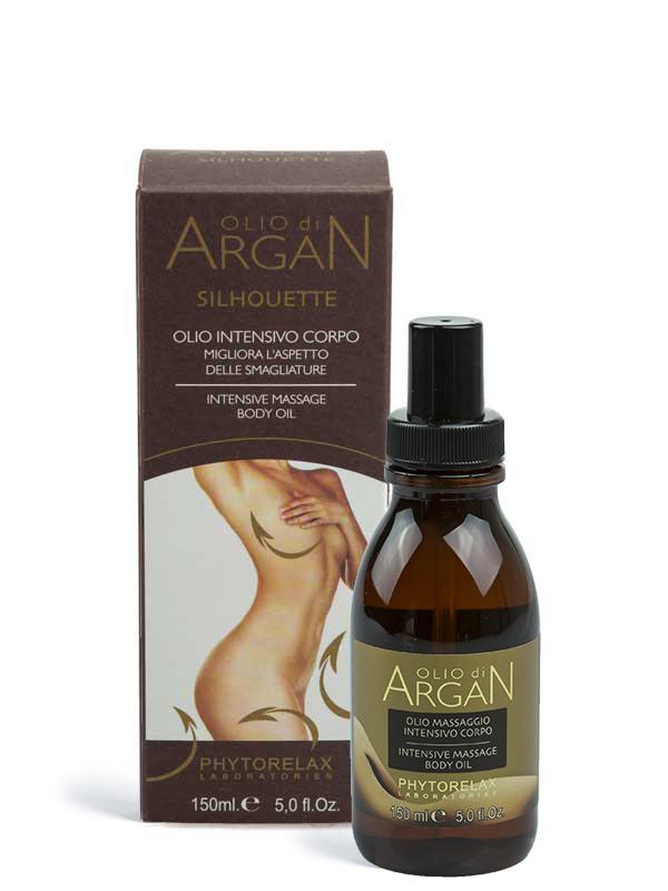 olio massaggio intensivo corpo olio di argan