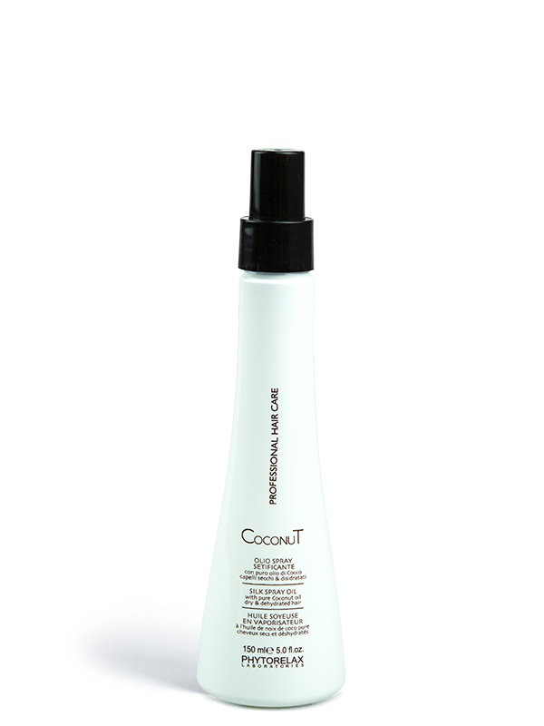 olio spray setificante coconut professional hair care 150ml