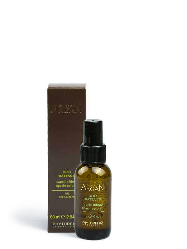 olio trattante olio di argan professional hair care 60ml