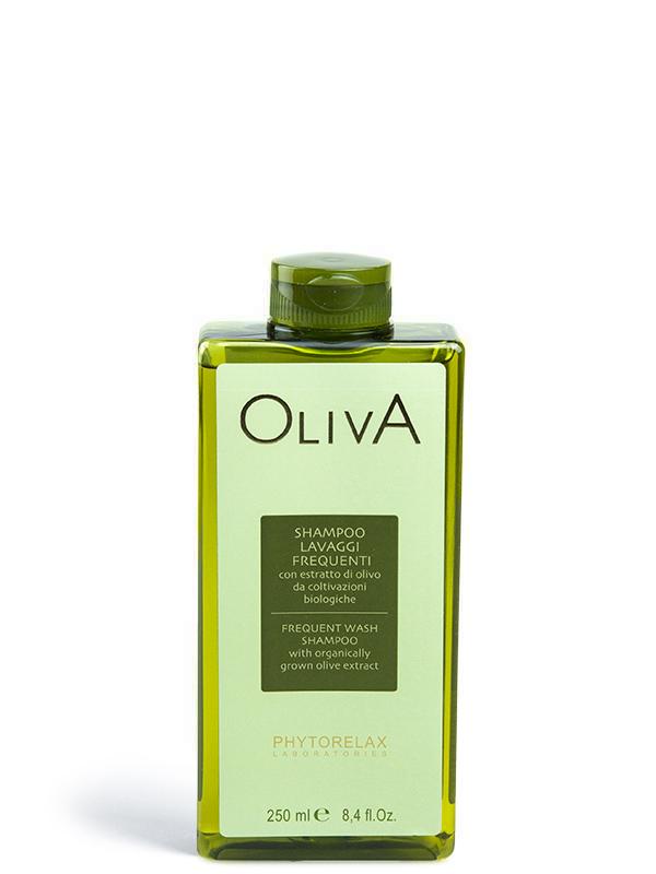 shampoo lavaggi frequenti oliva
