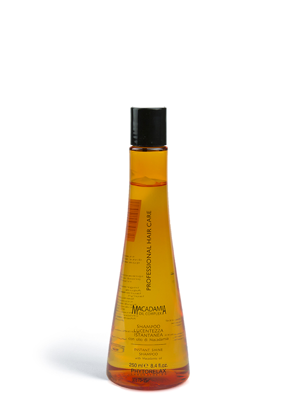 shampoo lucentezza istantanea macadamia professional hair care 250ml