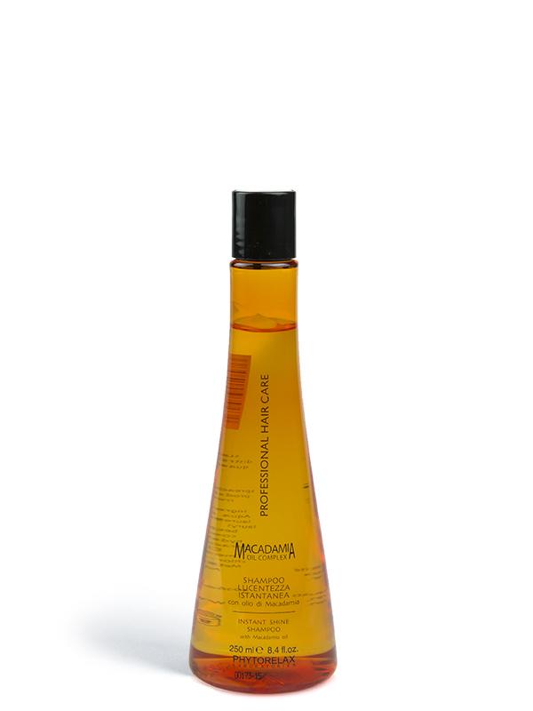 shampoo lucentezza istantanea macadamia professional hair care