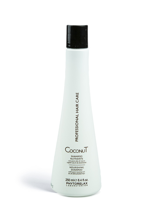 shampoo nutriente coconut professional hair care 250ml