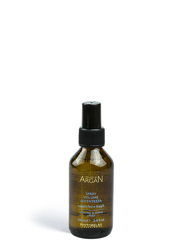 spray volume e lucentezza 100ml olio di argan professional hair care 100ml