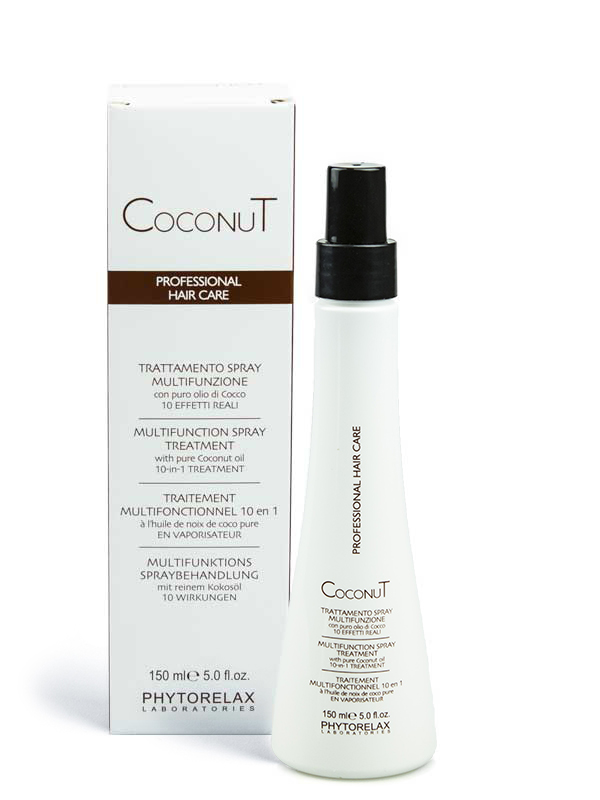 trattamento spray multifunzione coconut professional hair care 150ml
