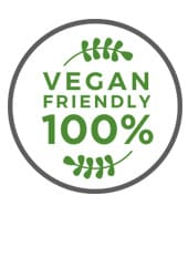 Vegan Friendly 100%