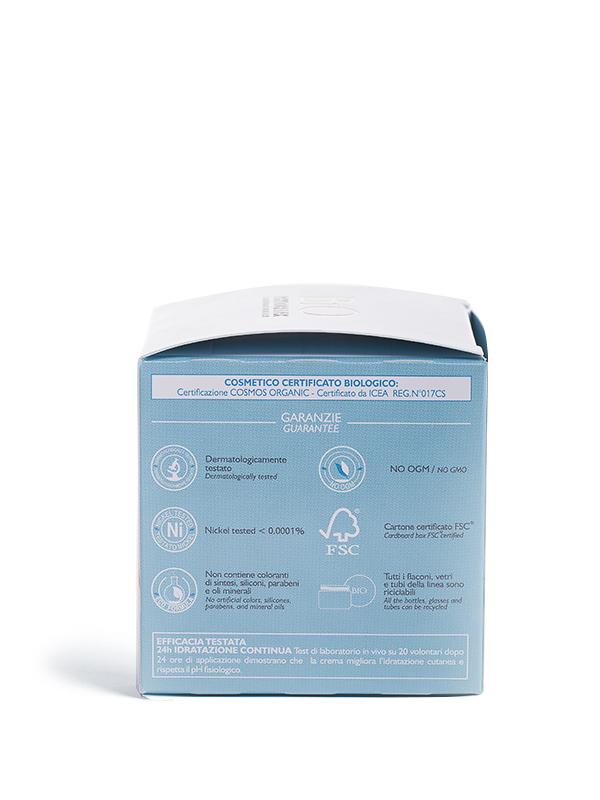 crema viso idratazione intensa 24h avena bio phytorelax hydro avena retro