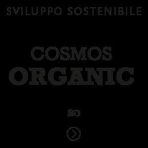 sviluppo sostenibile cosmos organic