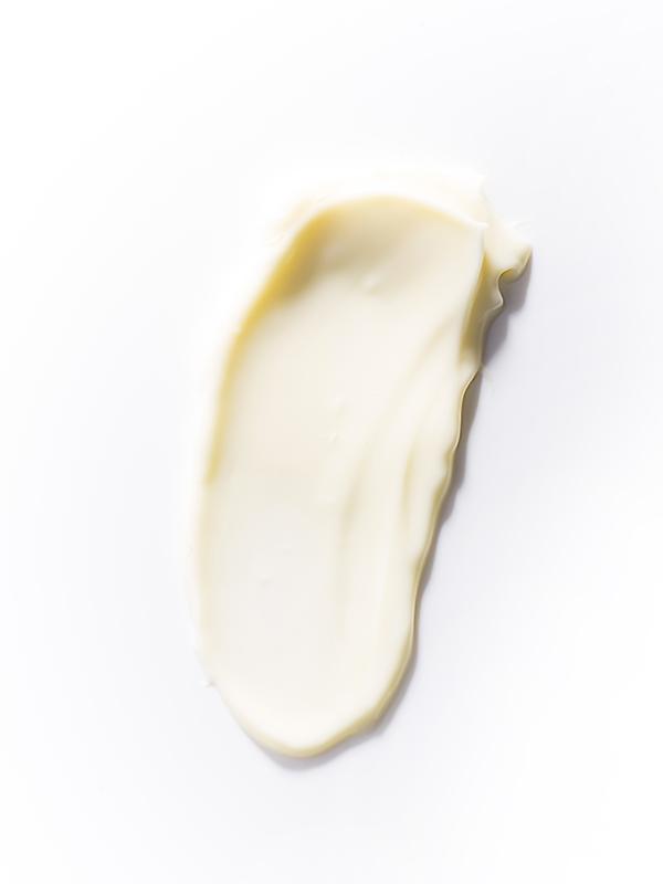 texture crema ricca nutriente intensiva burro di karite