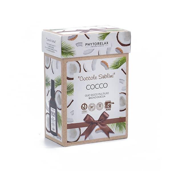 beauty box coccole sublimi cocco
