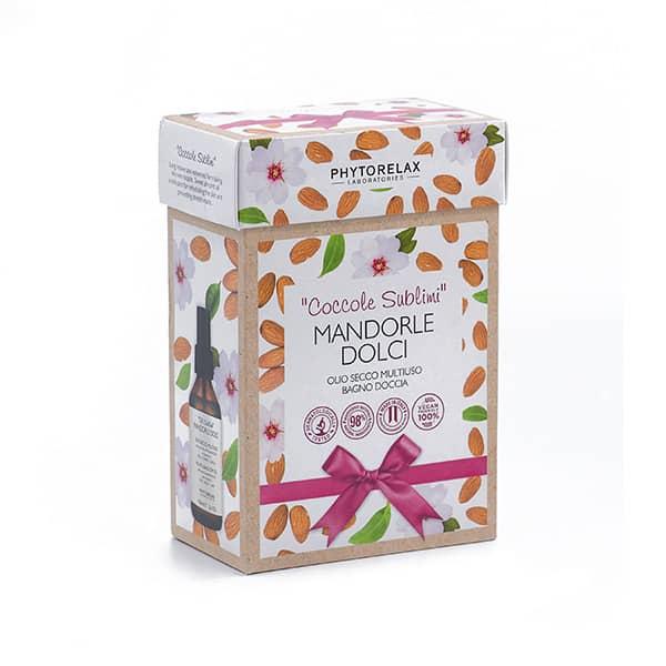 beauty box coccole sublimi mandorle dolci