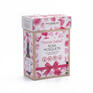 beauty box coccole sublimi rosa mosqueta