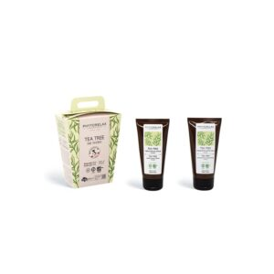 box mani tea tree