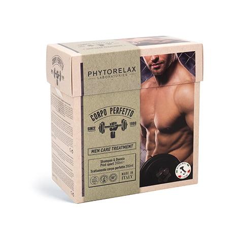 box uomo corpo perfetto singolo