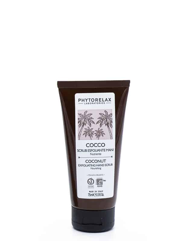 cocco scrub esfoliante mani special edition
