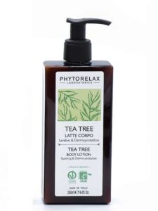 latte corpo special edition tea tree