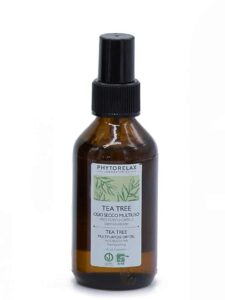 olio secco multiuso tea tree special edition