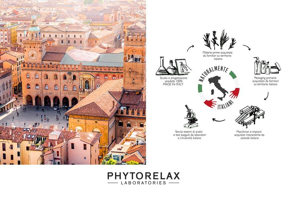 phytorelax filiera italiana