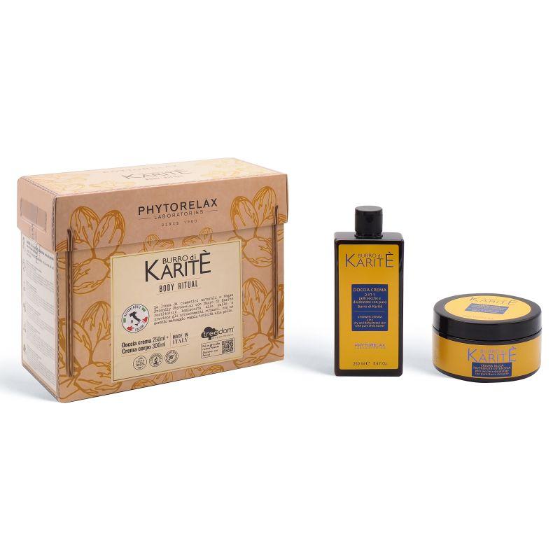 box tea Karite